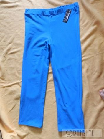 Dlouhé úpletové kalhoty SADA