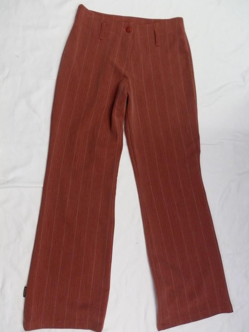 Dámské kalhoty elegantní vel. 42