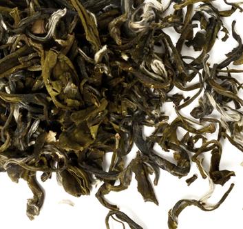 Zelené čaje jasmínové