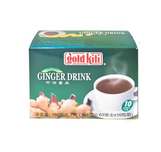 Instatní zázvorový čaj