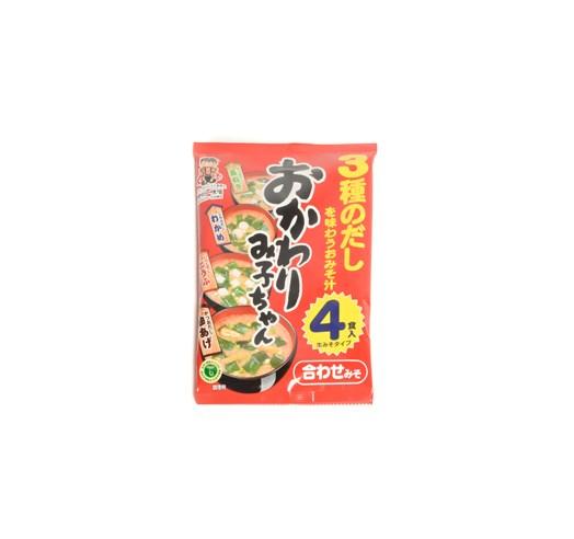 Shinsyuichi Miso polévka