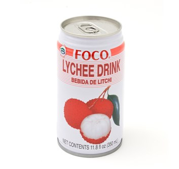 Litchi džus Foco