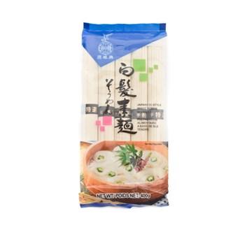 Japonské bílé nudle