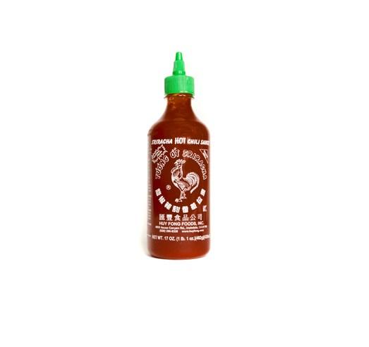 Sriracha Hot chilli omáčka mala