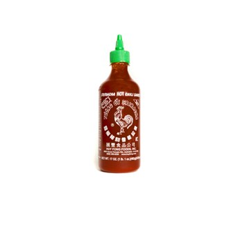 Sriracha Hot chilli omáčka malá