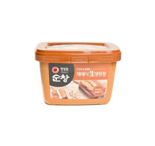 Korejská Miso pasta