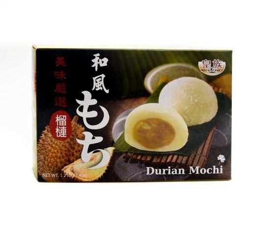 Mochi s durianem
