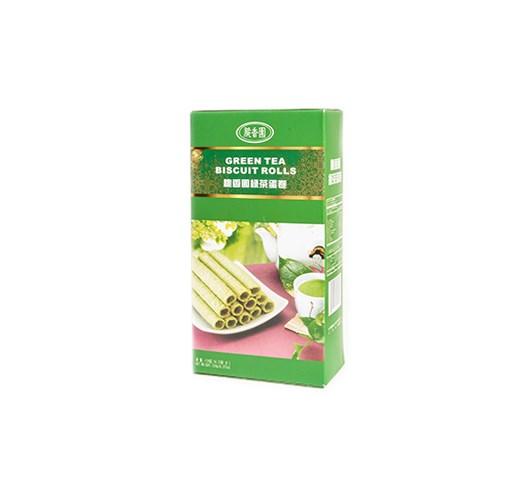 Sušenky se zeleným čajem
