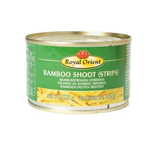 Bambusové nudličky