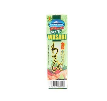 Wasabi pasta Grated