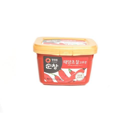 Korejská Miso pasta pálivá