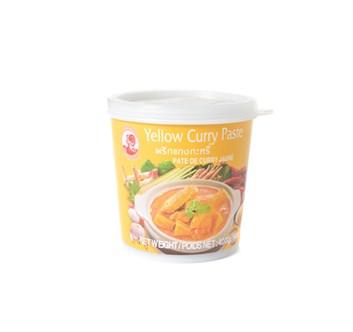 Curry pasta žlutá