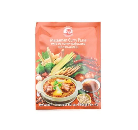 Curry pasta Massaman