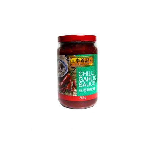 Chilli s česnekem