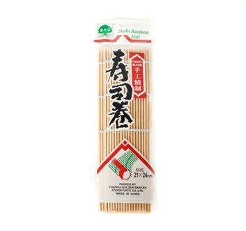 Podložka na sushi bambusová