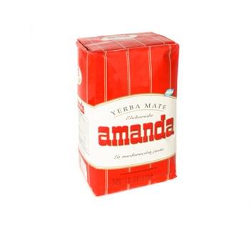 Amanda Klasik Červená