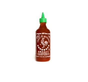 Sriracha Hot chilli omáčka velká