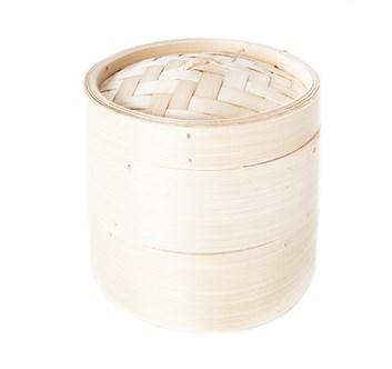 Bambusový napařovač