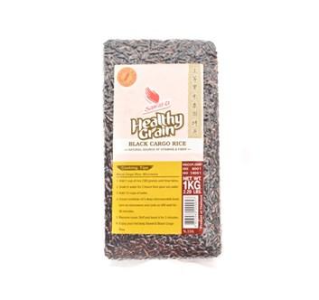 Černá rýže