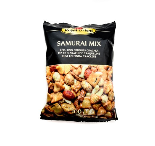 Samurai mix