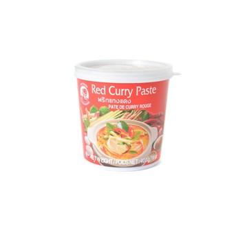 Curry pasta červená