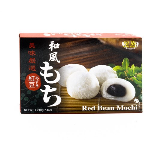Mochi s červenými fazolemi