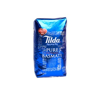 Basmati rýže Tilda