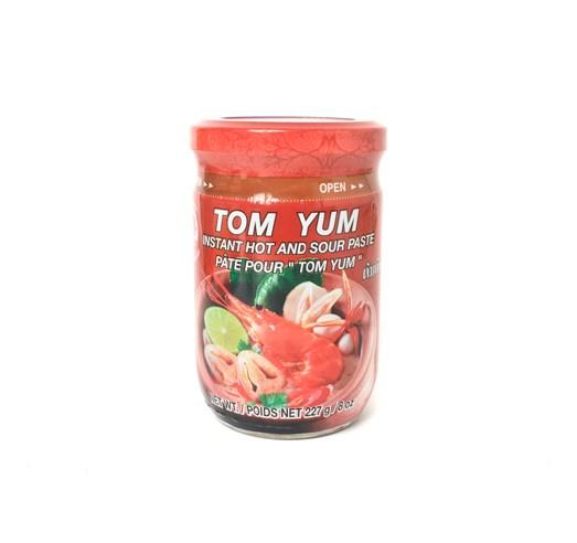 Tom Yum pasta