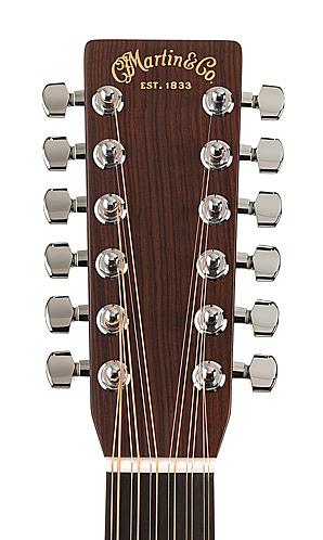 Struny pro dvanáctistrunné kytary