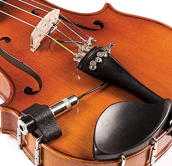 Snímače pro akustické nástroje