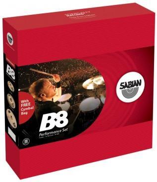 Sabian B8 Rockset 14/16/18/21