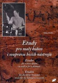 """Miloš Veselý """"Etudy pro malý buben i soupravu BN"""""""