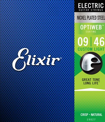 Elixir 19027 Optiweb Custom Light