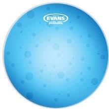 "Evans TT-10HB 10"" Hydraulic Blue"