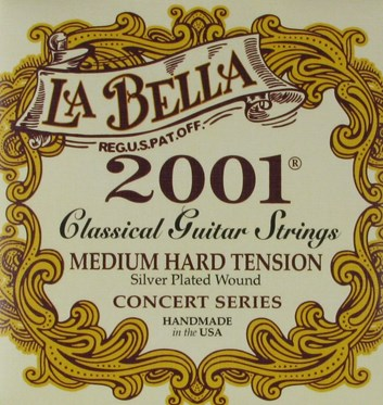 La Bella 2001 Medium Hard