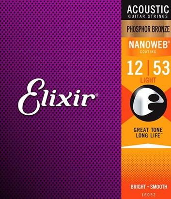 Elixir 16052 PB .012/.053