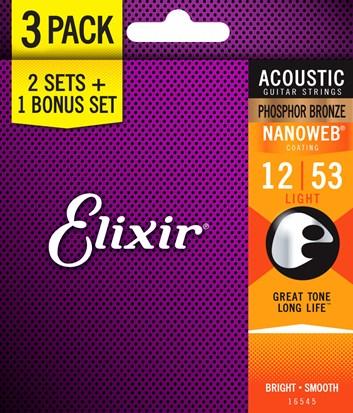 Elixir Bonus Pack PB 12/53 (2+1)