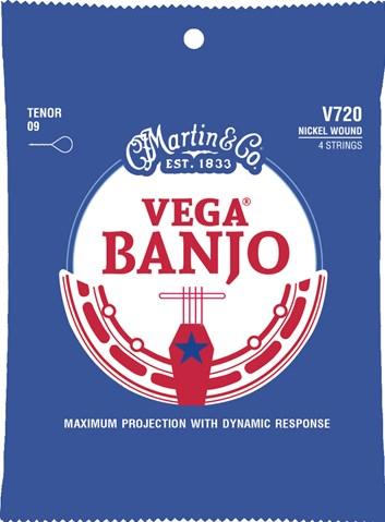 Martin V720 tenor banjo
