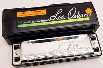 Lee Oskar 1910 harmonika Bb dur