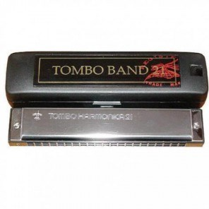 Tombo Band 21 harmonika A dur
