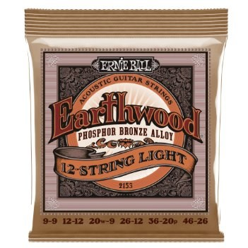 Ernie Ball 2153 phosphor bronze 9/46