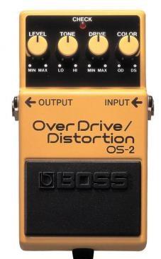 Boss OS2 Overdrive