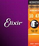 Elixir16002 Phosphor Bronze .010/.047