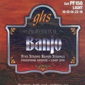 GHS PF150 banjo