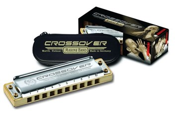 Hohner Marine Band Crossover D dur