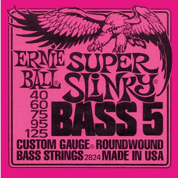 Ernie Ball 2824 baskyt. 040/125