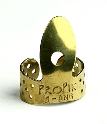 ProPik Brass Angle SingleWrap*1 - POSLEDNÍ 1 KS.!