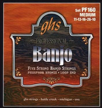 GHS PF160 banjo