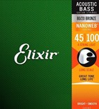 Elixir 14502 45/100 akustická baskytara