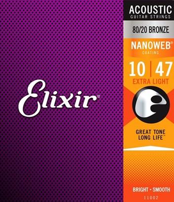Elixir 11002 BW .010/.047